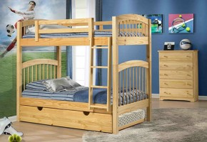 Phoenix Twin-over-Twin Bunk Bed