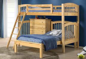 Phoenix Loft Bunk Bed