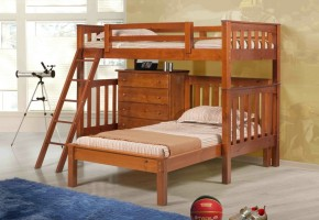 Oakland Loft Bunk Bed