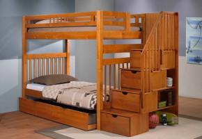 Sacramento Twin-over-Twin Bunk Bed