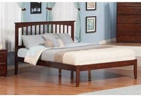 Mission Platform Bed