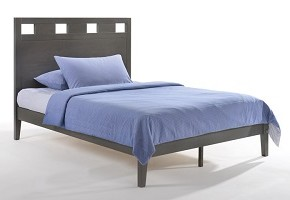 Tamarind Chocolate Platform Bed