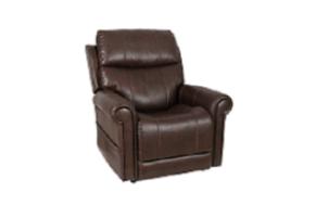 Walnut Lay Flat Lift Chair