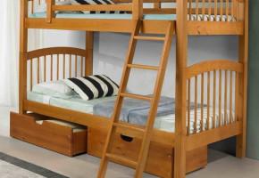 Phoenix Twin-over-Twin Bunk Bed